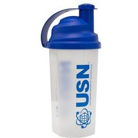 USN Shaker Clear/Blue