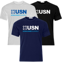 USN T-Shirt - Navy