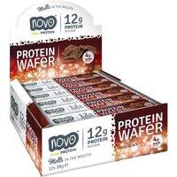 Novo Nutrition Protein Wafer - 12 x 38g