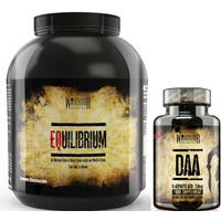 Warrior Equilibrium 1.8kg & Warrior DAA