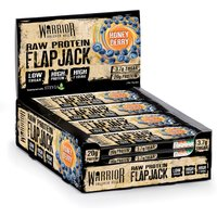 Warrior RAW Protein Flapjack - 12 Bars