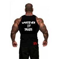Rich Piana 5% Love it, Kill it Whatever It Takes Tank (013)