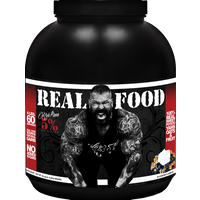 Image of 5% Nutrition Protein Powder Rich Piana REAL CARBS TUB -Sweet Potato Pie