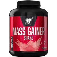 Image of Mass Gainer Shake - 1.7kg (20 Servings) Strawberry - Mass Gain Supplements - BSN