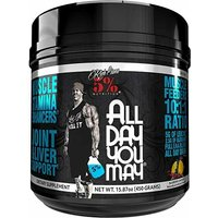 Image of ALL DAY YOU MAY - (30 Srvs) Blueberry Lemonade Post-Workout Supplements 5% Nutrition