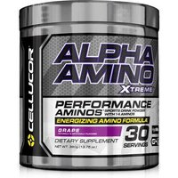 Image of Alpha Amino Xtreme - 30 Servings-Fruit Punch Bodybuilding Warehouse Cellucor