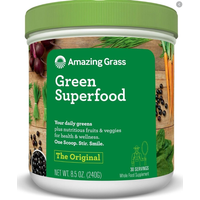 Image of Green Super Food 30 Serv-Original Health Foods Amazing Grass