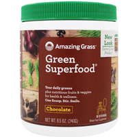 Image of Green Super Food 30 Serv-Chocolate Health Foods Amazing Grass