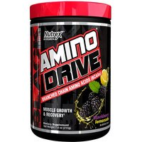 Image of Nutrex Amino Drive 30 Servings Wild Cherry Citrus Bodybuilding Warehouse Research