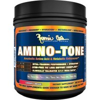 Image of Amino-Tone - 30 Servings-Blue Raspberry Bodybuilding Warehouse Ronnie Coleman