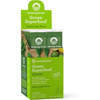 Image of Green Superfood Energy 15x7g - Lemon Lime Health Foods Amazing Grass