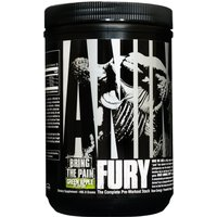 Image of Universal Animal Pre-Workout Supplements Fury 330g (20 serv) -Green Apple
