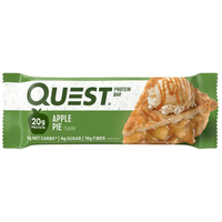 Image of Protein Bars - 12 Bars-Apple Pie Meal Replacement Quest