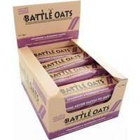 Image of Recovery Bar 12 x 70g-Cranberry and Blueberry Bodybuilding Warehouse Battle Oats