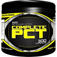 Image of BBS Complete PCT - Natural Test Booster (60 Servings) Bodybuilding Warehouse Better Body Sports (BBS)