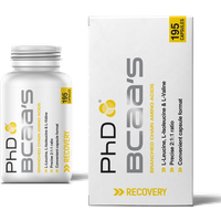 Image of PHD BCAA 195 Capules (Late Dated 08/2017) Bodybuilding Warehouse PhD Nutrition