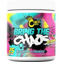 Image of Bring the (25 Servings) - Blueberry Lemonade Pre-Workout Supplements Chaos Crew