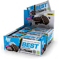 Image of BPI Best Protein Bar - 12 Bars-Cinnamon Crunch Bodybuilding Warehouse Sports