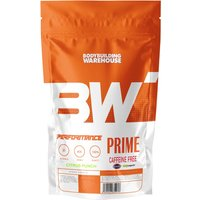 Image of Performance Prime Caffeine Free Pre Workout -Fruit Fusion-400g Pre-Workout Supplements Bodybuilding Warehouse