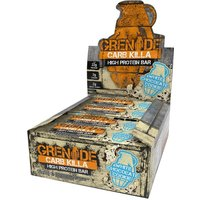 Image of Carb Killa - 12 Bars-White Choc Cookie - Cookies - Grenade