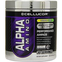 Image of Alpha Amino - 30 Servings-Fruit Punch Bodybuilding Warehouse Cellucor