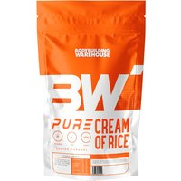 Image of Pure Cream of Rice - Salted Caramel- 2.5kg Mass Gain Supplement Bodybuilding Warehouse
