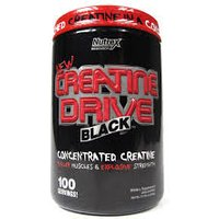 Image of Nutrex Creatine Drive Black - 300g Bodybuilding Warehouse Research