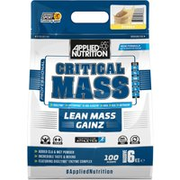 Image of Critical Mass 6kg-White Chocolate Raspberry - Vitamins And Minerals - Applied Nutrition