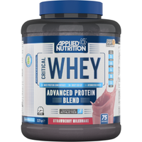 Image of Applied Nutrition Whey Protein Powders Critical Whey 2.27kg-Banana