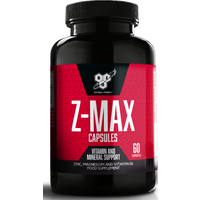 Image of Z-MAX - 60 Capsules - Vitamins And Minerals - BSN