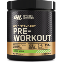 Image of Gold Standard Pre-Workout - Caffeine & Creatine 30 Servings-Apple Supplements Optimum Nutrition