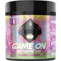 Image of Game On - Rainbow Unicorn 200g Gaming Drinks Nootropic Player1
