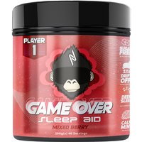 Image of Game Over Mixed Berry 200g Gaming Drinks Player1