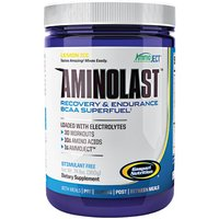 Image of Aminolast - 420g-Lemon Bodybuilding Warehouse Gaspari