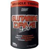 Image of Nutrex Glutamine Drive Black - 300g Bodybuilding Warehouse Research
