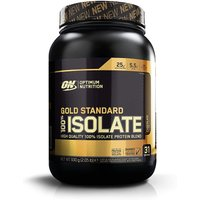 Image of Gold Standard 100% Isolate Whey Protein Powder 930g-Chocolate - Whey Protein Powders - Optimum Nutrition