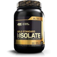 Image of Gold Standard 100% Isolate Whey Protein Powder 930g-Vanilla - Whey Protein Powders - Optimum Nutrition
