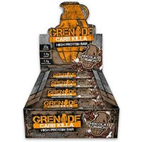 Image of Carb Killa - 12 Bars-Chocolate Crunch Protein Bars Grenade