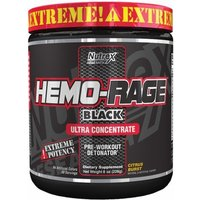 Image of Nutrex Hemo-RAGE Black ULTRA Concentrate-285g-Fruit Punch Bodybuilding Warehouse Research