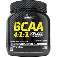 Image of BCAA 4:1:1 Xplode -500g-Fruit Punch - Vitamins And Minerals - OLIMP