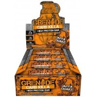 Image of Carb Killa - 12 Bars-Jaffa Cake - High Protein Snacks - Grenade