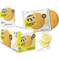 Image of Lenny and Larry's Cookies Complete Cookie x 12-Lemon Poppy Seed