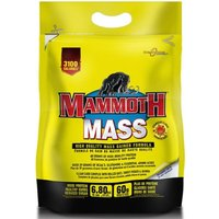 Image of Mass - 6.8kg -Choco Peanut Butter Bodybuilding Warehouse Mammoth