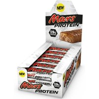 Image of Protein Bar x 18 Bars (April 2018 Dated) Bodybuilding Warehouse Mars