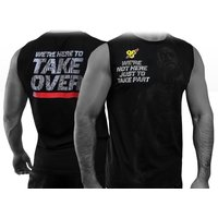 Image of BSN McGregor Tank Top-Medium - Black Bodybuilding Warehouse 404