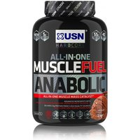 Image of Muscle Fuel MFA Mass Gainer - 2kg Strawberry Gain Supplement USN