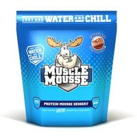 Image of Muscle Mousse - 750g-Bubbly Choc Mint Bodybuilding Warehouse Genetic Supplements