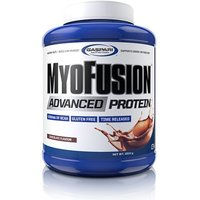 Image of Myofusion Advanced - 1.8kg-Banana Bodybuilding Warehouse Gaspari