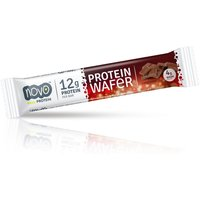 Image of Nutrition Protein Wafer - 12 x 38g-Chocolate Bodybuilding Warehouse Novo