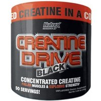 Image of Nutrex Creatine Drive Black - 150g Bodybuilding Warehouse Research
